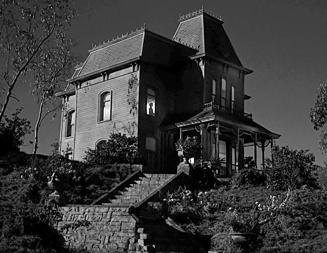 Dit is het huis waarin het verhaal zich afspeelt