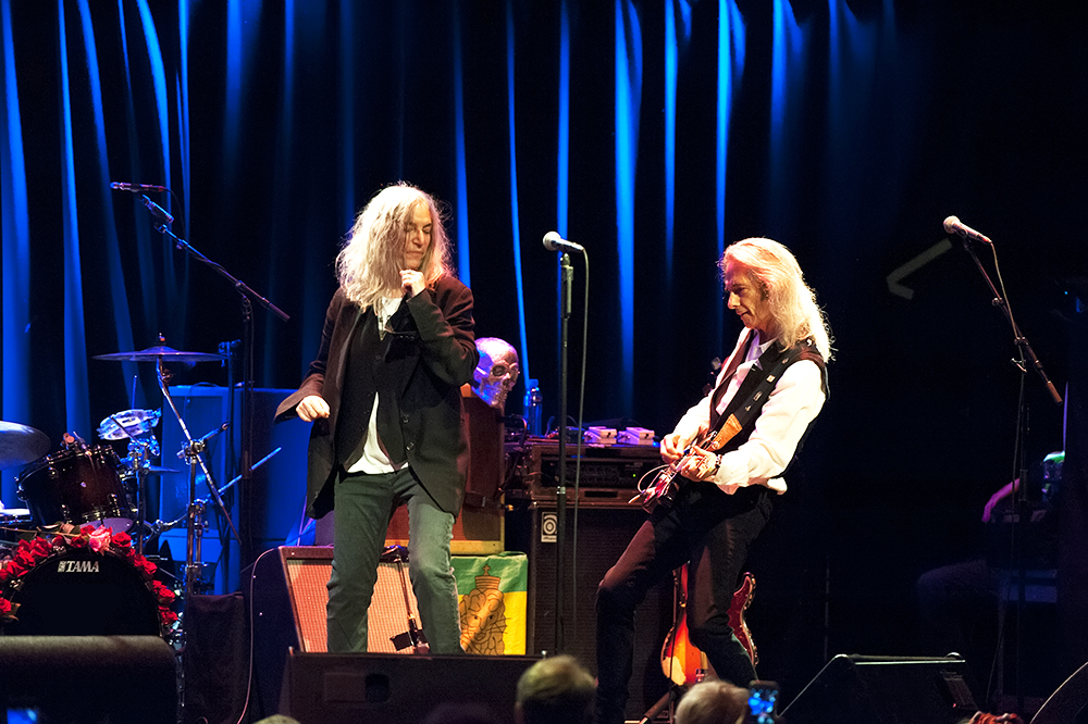 Patti Smith 2015